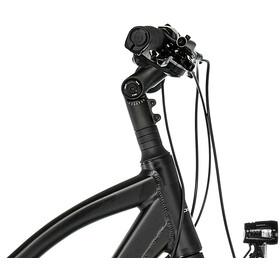 Ortler Bozen Performance Rower elektryczny trekkingowy Trapez czarny